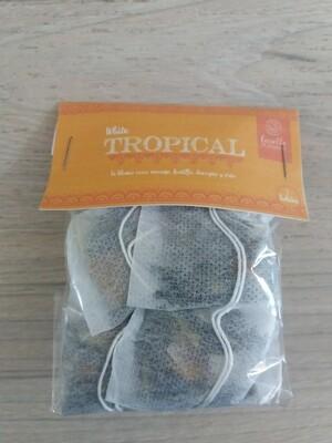 Bolsitas de té Tropical