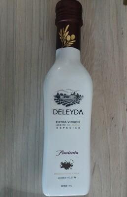Aceite Oliva Deleyda Pimienta