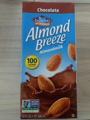 Alimento Líquido de Almendra Chocolate