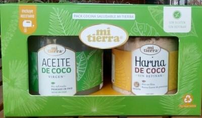 Aceite de Coco - Harina de Coco