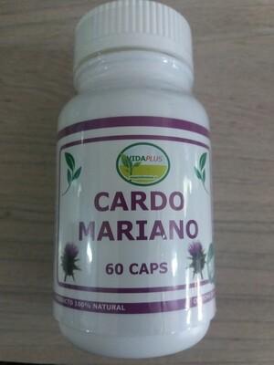 Cardo Mariano en Capsulas 60 unidades