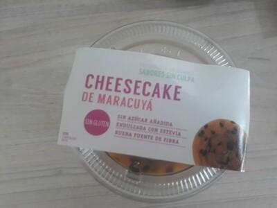 Cheesecake Maracuya