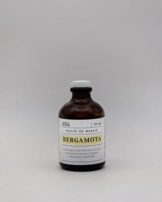 Aceite Masaje Bergamota Orgánico