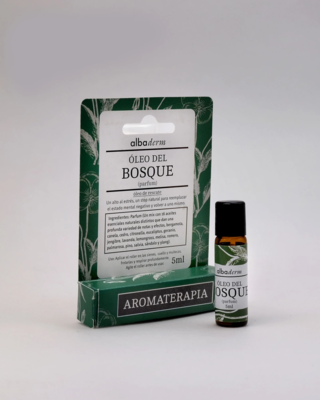 Aromaterapia Mix Bosque Roller
