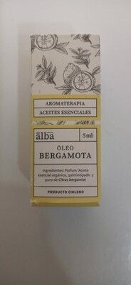 Aromaterapia Mix Bergamota Gotas