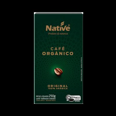 Café Orgánico Molido 250 grs.