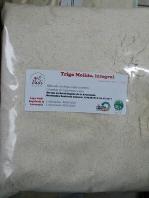 Harina de Trigo Integral Orgánico