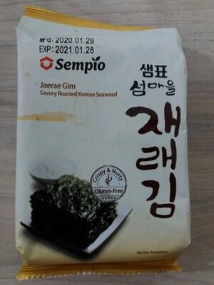 Alga Coreana Roja