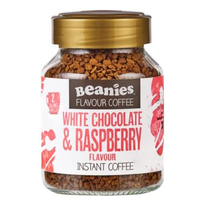 Frasco Beanies White Chocolate &  Raspberry