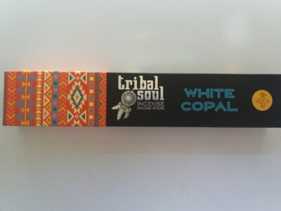 Incienso Natural Copal Blanco - Tribal Soul