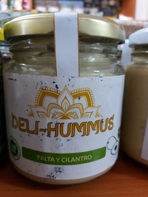 Hummus Palta y Cilantro