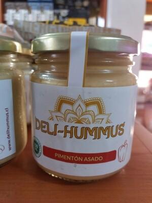 Hummus Pimentón Asado