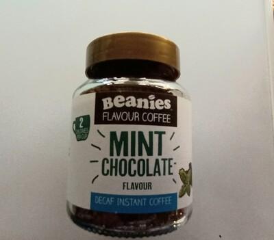 Frasco Beanies Descafeinado Mint