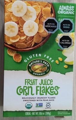 Cereal de Maíz Sabor Frutas Orgánico