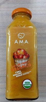 Ama Jugo Manzana Mango Orgánico