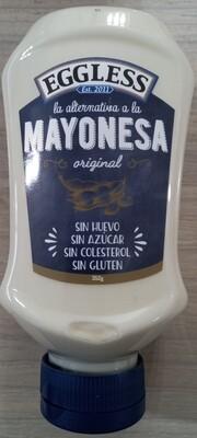 Mayonesa Eggless