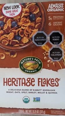 Cereal de Hojuelas de Granos Antiguos