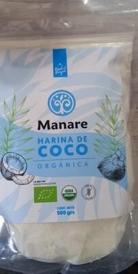 Manare Harina de Coco