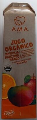Ama Jugo Manzana Naranja Mango Orgánico