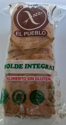 Pan de Molde Integral El Pueblo