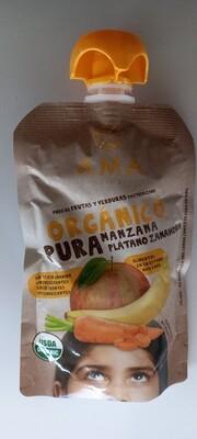 Ama Puré Manzana Plátano Zanahoria