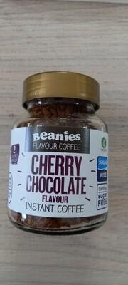 Frasco Beanies Cherry Chocolate