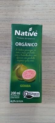 Jugo Orgánico Guayaba