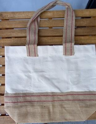 Bolsa Yute Patras 36x46x12 cms
