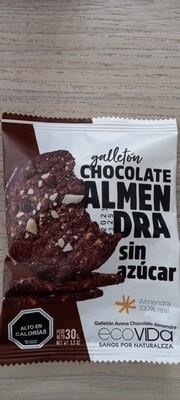 Galletón Chocolate Almendra