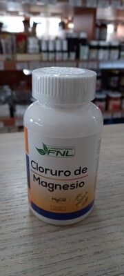 Cloruro Magnesio 90 cápsulas