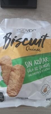 Biscuit Quinoa Dedito