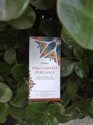 Aceite Aromático Palo Santo Peruano