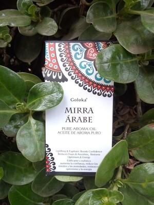 Aceite Aromático Mirra Árabe