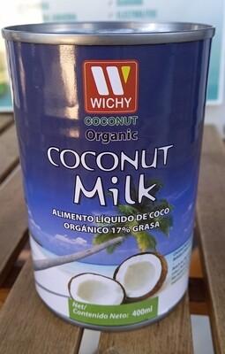 Alimento Líquido de Coco Orgánico