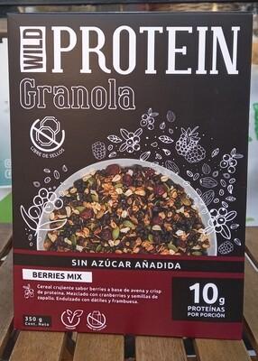 Granola Mix Berries Protein