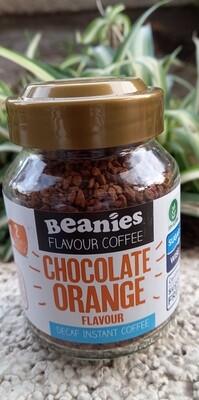 Frasco Beanies Orange Descafeinado