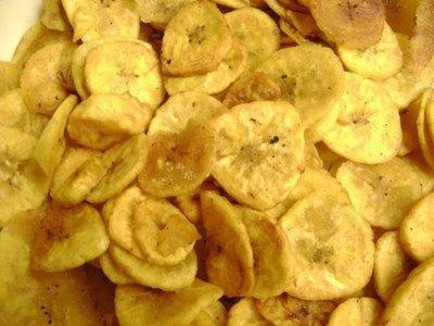 Plátano Frito 250 grs.