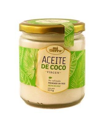 Aceite de Coco Mi Tierra 350 ml