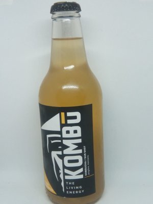 Agua Kombucha Jengibre 333 ml.