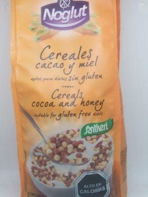 Cereal Cacao y Miel Sin Gluten