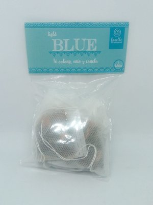 Bolsitas té Light Blue 5 Und.
