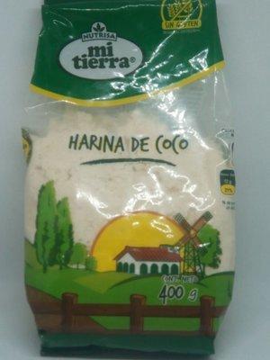 Harina de Coco 400 grs.