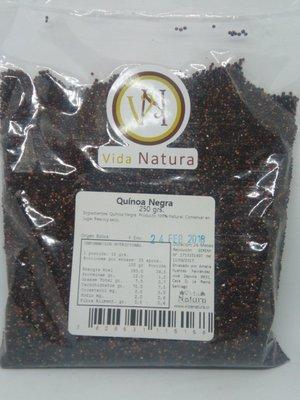Quinoa Negra 250 grs.