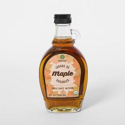 Jarabe de Maple Orgánico 250 grs.
