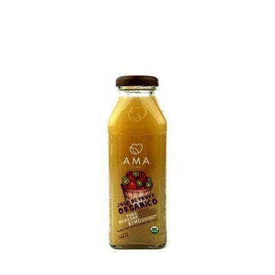 Jugo Manzana Kiwi Orgánico 300 ml.