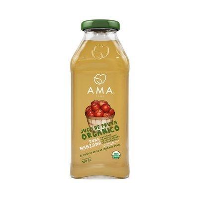 Jugo Manzana Orgánico 300 ml.