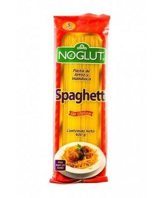 Spaguetti Sin Gluten 400 grs.