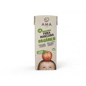Ama Jugo Manzana Orgánico 200 cc.