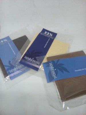 Tableta Chocolate Sin azúcar 1 Und.