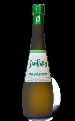 Aceite Oliva Organico Santiago 500 ml.